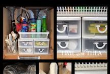 Time To Organize: Kitchen / A collection of organized kitchen ideas. / by Time With Thea