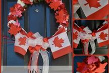 Celebrations: Canada Day / by Time With Thea