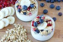Healthy Snacks and Recipes