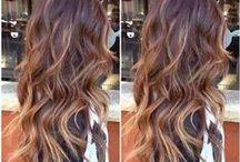 Hair/Be-a-u-tiful things