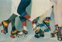 Roller Skate! / Everything roller skates, roller skating.  / by Mish Wish