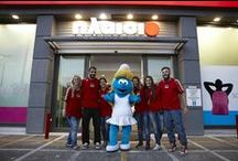 Smurfs @Plaisio / by PLAISIO