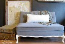 Upholstery / by Melissa VanderArk