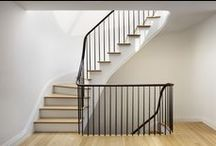 entries + staircases.