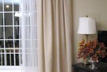 Home Decor: Window Treatments