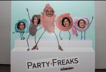 Party Freaks / Στο Πλαίσιο είμαστε τα κορυφαία TechFreaks, αλλά όταν θέλουμε γινόμαστε και τα πρώτα PartyFreaks.