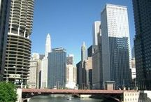 Chicago / Chicago - Illinois - USA #Chicago #Illinois #USA #photography #city #Polacy_w_USA #Polonia #wietrzne #miasto #windy #city