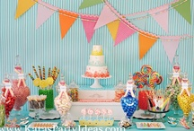 party ideas / by Katrina Rouse
