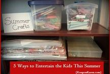 Kid Stuff / This board is a collection of ideas for my kids.
