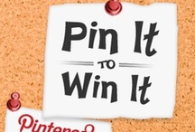 Great Pinterest Contests!   / So many #Pinterest #Contests and so little time! Happy pinning and winning to all.   Sharing is caring and the more the merrier, so please feel free to RePin and LIKE anything you see. Thank you! ~ www.YOURVirtualServiceGroup.com