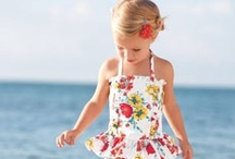 Bathing Suits for Girls / ~Looking for my little friend Sunshine~