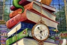 Books. / I love to read and I read every day. I have a variety of authors and genre's I enjoy. It is both an enjoyment and a stress reliever to just get lost in a story.  / by Aileen Smith