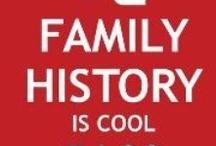 Genealogy  / by Julie Rich