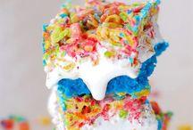 Sweet Treats / by Misty Lacy