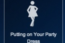 Putting on Your Party Dress / Music, style inspiration and more for Girls Night Out! / by Songza