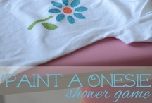 Baby Shower Game Ideas  / Looking for unique, creative, and fun baby shower games? Come pin with us. Happy Shower, Happy Baby!