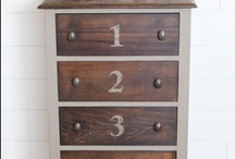 Furniture Redo's / by Taryn {Design, Dining + Diapers}