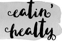 Eatin' Healthy / Recipes that focus on eating lean, clean and green meals! I love eating a balanced diet. Keep scrolling for delicious meals you don't want to miss out on!