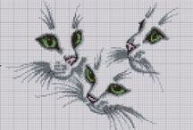 Crafts-Cross Stitch / by Brenda Mulhausen
