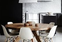 Dining Room Style for Sophia Shibles Interior Design / inspirations........