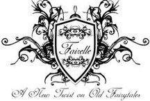 Farielle Series / The Fairelle Series, By Rebekah R. Ganiere