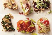 Recipes - Toasties, Canapes,