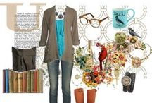 Dressing Up! / Professional dress and favorite clothing.