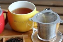 Tea Time / Relax and unwind with some soothing herbal tea from top name brands such as Yogi, Tazo, Twinings, Celestial Seasonings and many more. / by Vitacost.com
