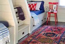 Spaces for Kids & Teens: Sophia Shibles Interior Design / kid's bedrooms; teen's bedrooms, nursery interior design; playrooms, kid's rooms, teenager's rec room; interior design