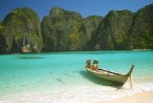Thailand / by Sarah Betty