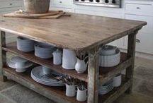 Inspiring Kitchen Islands Sophia Shibles Interior Design / Kitchen island cabinetry