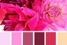 The power of pink / Raak geïnspireerd door de catwalk en geef je leven een roze glans. Mix verschillende texturen om van deze meisjesachtige kleur alles behalve een cliche te maken! www.luxaflex.nl