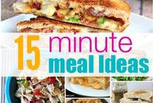 Quick Meal Ideas / by Flannery Cash
