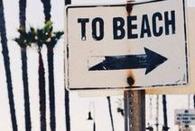 Beach Trip / Packing tips and ideas for a romantic getaway or fun-filled vacation with kids. Everything you need for your beach trip.