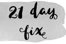 21 Day Fix / 21 Day Fix approved meals, following the BeachBody container guide!