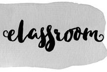 Classroom / Resources for my classroom!