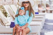 Mommy and Me / www.cabanalife.com