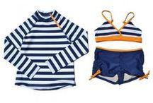 Tween Swim / Living it up with lively tween swimwear trends. One-piece swimsuits, tankinis and bikinis for tween swim.