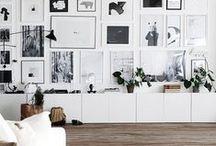 Monochrome Interior / Kies voor monochroom. Zwart, wit en grijs.. steeds eigentijds. Maak het verschil met Luxaflex® raamdecoratie. The Art of Window Styling