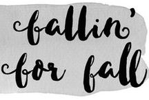 Fallin' for Fall