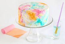 Cupcakes, cookies et autres gourmandises/Yummy! / Plein de belles images qui nous mettent l'eau à la bouche... Miam....