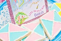 Party Time! / Party themes, party decor, bridal & baby showers, kids parties / by Emily Merrill