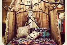 create a cozy space / by Bre Burk