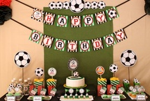 Soccer Party / by Lucy Beneventi