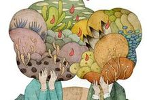 Illustrations and prints  / by Margot Saunders