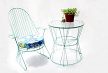 CHAIRS AND TABLES / by Maura Patricia Camino Aparicio