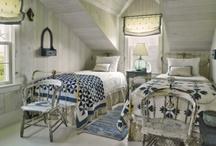 Quilts in het interieur