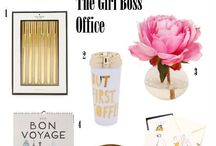 The Working Girl's Life / For the girl boss