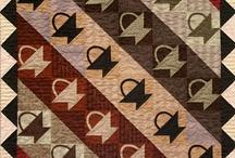 Mandjes quilts