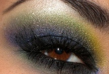 Eyes  / Multiple styles of wearing eye shadow. It's ALL about blending....